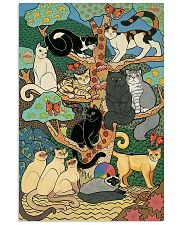 Family cat 11x17 Poster front