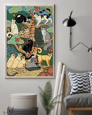 Family cat 11x17 Poster lifestyle-poster-1