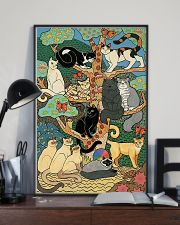 Family cat 11x17 Poster lifestyle-poster-2