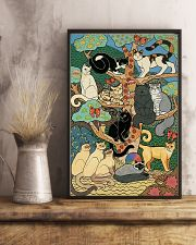 Family cat 11x17 Poster lifestyle-poster-3