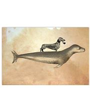 Dachshund 03 17x11 Poster front
