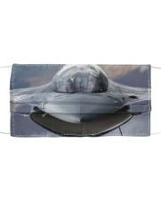 F-16 Cloth face mask thumbnail