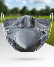 F-16 2 Layer Face Mask - Single aos-face-mask-2-layers-lifestyle-front-45