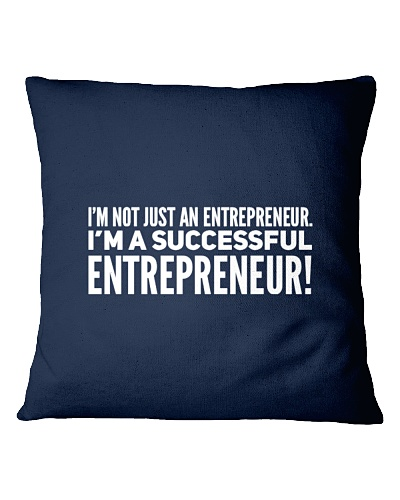 I'm a successful Entrepreneur
