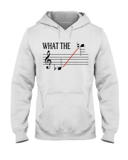 SAXOPHONE WHAT THE Hooded Sweatshirt thumbnail