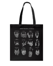Great Beards Of Science  Tote Bag thumbnail