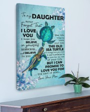 Never Forget That I Love You Mom To Daughter 20x30 Gallery Wrapped Canvas Prints aos-canvas-pgw-20x30-lifestyle-front-01