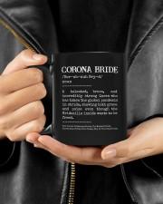 Corona Bride  Mug ceramic-mug-lifestyle-25