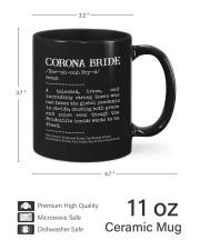 Corona Bride  Mug ceramic-mug-lifestyle-62