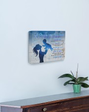 A Prayer For My Mom - Mom To Son 14x11 Gallery Wrapped Canvas Prints aos-canvas-pgw-14x11-lifestyle-front-01