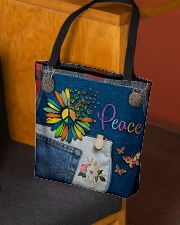 Hippie Peace All-over Tote aos-all-over-tote-lifestyle-front-02