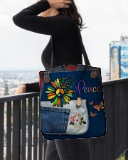 Hippie Peace All-over Tote aos-all-over-tote-lifestyle-front-05