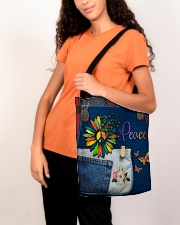 Hippie Peace All-over Tote aos-all-over-tote-lifestyle-front-07