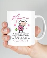 As Long As You Don't Shit Yourself Daughter To Mom Mug ceramic-mug-lifestyle-26