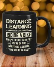 Distance Learning Is As Easy As Riding A Bike Mug ceramic-mug-lifestyle-06