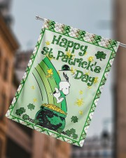 """Happy Patrick's Day 3 29.5""""x39.5"""" House Flag aos-house-flag-29-5-x-39-5-ghosted-lifestyle-15"""