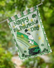 """Happy Patrick's Day 3 29.5""""x39.5"""" House Flag aos-house-flag-29-5-x-39-5-ghosted-lifestyle-17"""