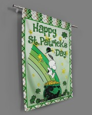 """Happy Patrick's Day 3 29.5""""x39.5"""" House Flag aos-house-flag-29-5-x-39-5-ghosted-lifestyle-18"""