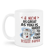 A Mom As Great As You Daughter To Mom Mug back