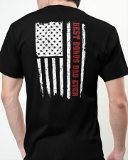 Best Bonus Dad Ever Classic T-Shirt apparel-classic-tshirt-lifestyle-back-63