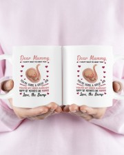 I Can't Wait To Meet You Daughter To Mom Mug ceramic-mug-lifestyle-30