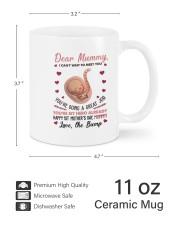 I Can't Wait To Meet You Daughter To Mom Mug ceramic-mug-lifestyle-62