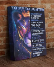 It's Hard To Find Words To Tell U Mom To Daughter 11x14 Gallery Wrapped Canvas Prints aos-canvas-pgw-11x14-lifestyle-front-09