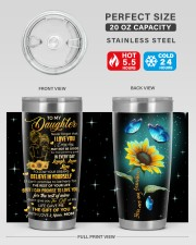 Never Forget That I Love You Mom To Daughter 20oz Tumbler aos-20oz-tumbler-lifestyle-front-60