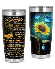 Never Forget That I Love You Mom To Daughter 20oz Tumbler front