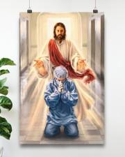 Jesus Bless 11x17 Poster aos-poster-portrait-11x17-lifestyle-19