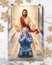 Jesus Bless 11x17 Poster aos-poster-portrait-11x17-lifestyle-25