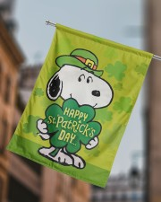 """Happy Patrick's Day 29.5""""x39.5"""" House Flag aos-house-flag-29-5-x-39-5-ghosted-lifestyle-15"""