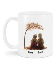 Personalized Missing You Is My Hobby  Mug back