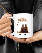 Personalized Missing You Is My Hobby  Mug ceramic-mug-lifestyle-25