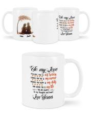 Personalized Missing You Is My Hobby  Mug ceramic-mug-lifestyle-45