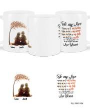 Personalized Missing You Is My Hobby  Mug ceramic-mug-lifestyle-46