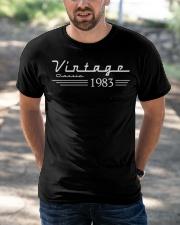vingate classic 1983 Classic T-Shirt apparel-classic-tshirt-lifestyle-front-50