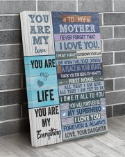 I Love You Forever Mother's Day Daughter To Mom 20x30 Gallery Wrapped Canvas Prints aos-canvas-pgw-20x30-lifestyle-front-12