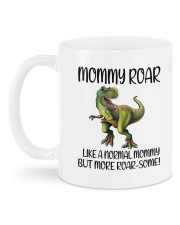 Mommy Roar Like A Normal Mommy To Mom Mug back
