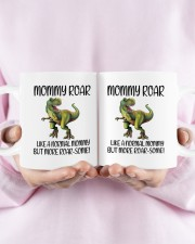 Mommy Roar Like A Normal Mommy To Mom Mug ceramic-mug-lifestyle-30