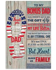 You Didn't Give Me The Gift Of Life To Bonus Dad 11x17 Poster front