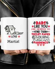 Personalized Dads Like You Harder To Find To Dad Mug ceramic-mug-lifestyle-24