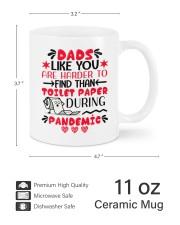 Personalized Dads Like You Harder To Find To Dad Mug ceramic-mug-lifestyle-62