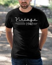 vingate classic 1940 Classic T-Shirt apparel-classic-tshirt-lifestyle-front-50