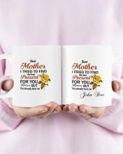 I Tried To Find The Best Present Daughter To Mom Mug ceramic-mug-lifestyle-30