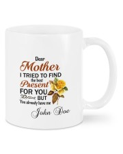 I Tried To Find The Best Present Daughter To Mom Mug front