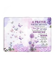 A Prayer For My Mother Dad To Daughter Medium - Leather Notebook full