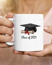 Pandemic couldn't stop me customize year 2020-2021 Mug ceramic-mug-lifestyle-66