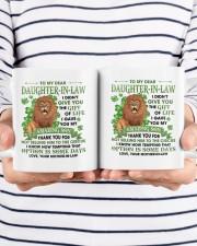 I Didn't Give U Gift Of Life To Daughter-In-Law Mug ceramic-mug-lifestyle-38