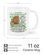 I Didn't Give U Gift Of Life To Daughter-In-Law Mug ceramic-mug-lifestyle-62